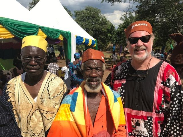 Wangoola, Ntambi, Hall